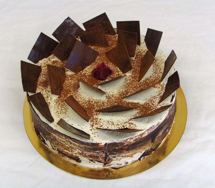 Schwarswald tårta