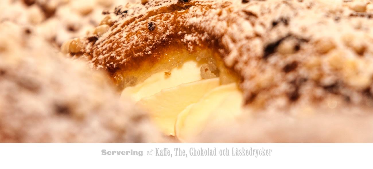 Servering av Kaffe, The, Choklad och Läskedrycker